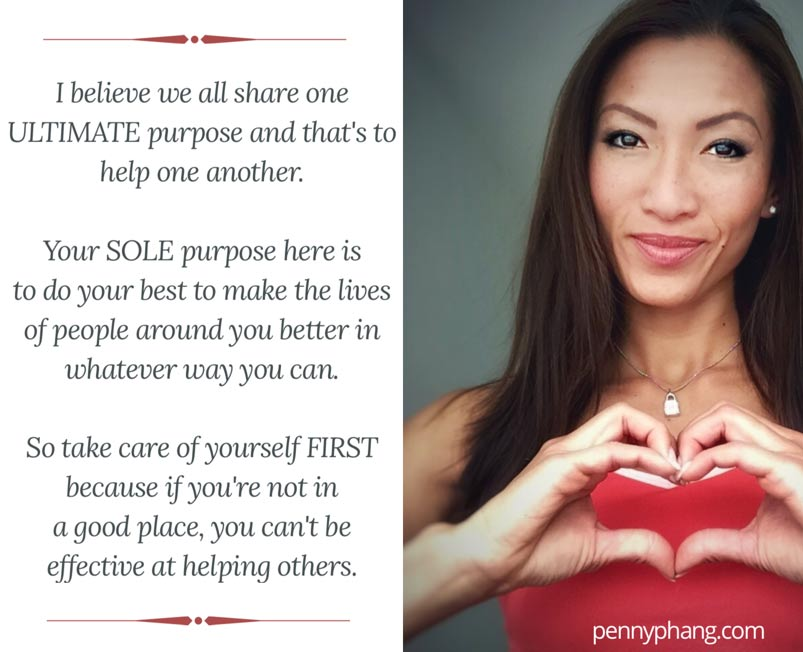 I believe we all share one ultimate purpose, and that is to help one another | Penny Phang – Wellness Coach & Personal Trainer | Get Fit, Strong, and Empowered in 12 Weeks