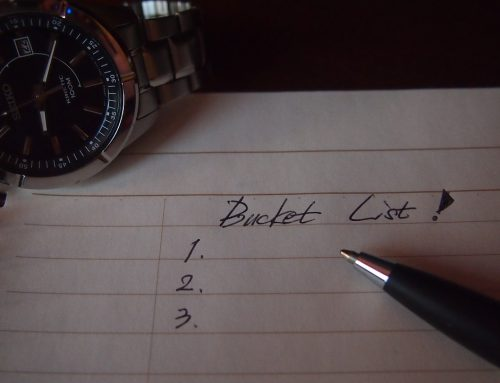 Why Creating a Bucket List Can Help You to Become Fitter and Healthier